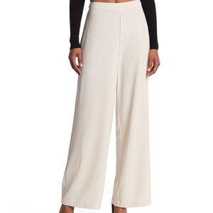 H by Halston BNWT wide leg pants sz Small NEW